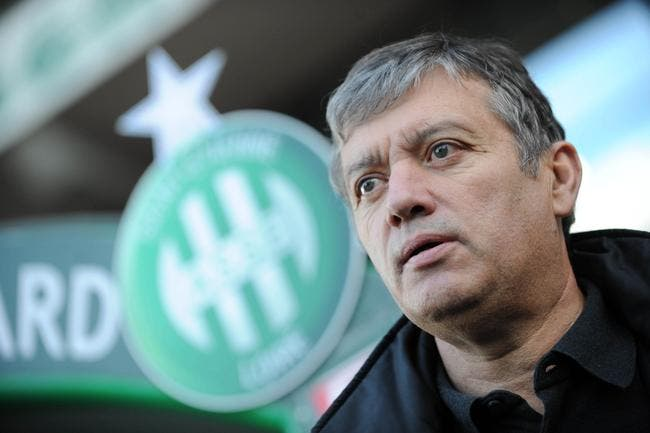 ASSE : Santini dope le moral des supporters de l'AS Saint-Etienne