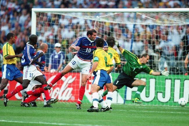 EdF: La finale de 1998, le père de Zidane avait mieux à faire