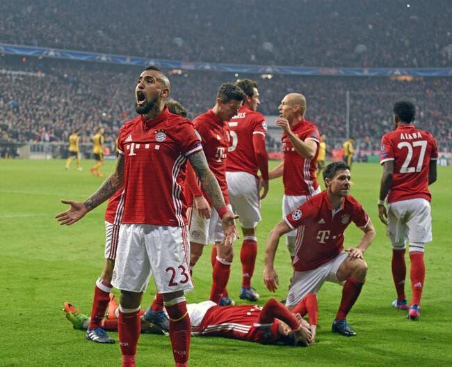 LdC : Le Bayern humilie Arsenal, Madrid en position de force