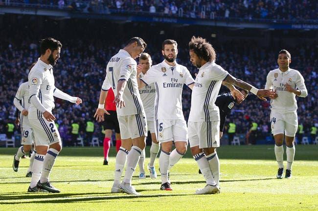 Le Real Madrid menace de quitter Adidas pour 150 ME par an