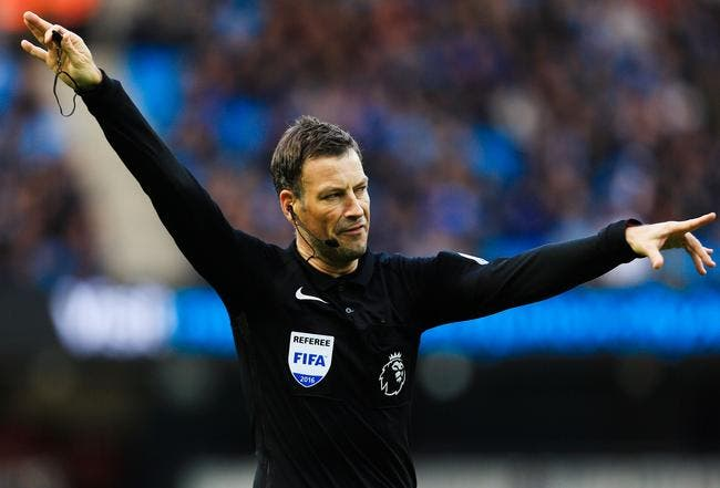 Mark Clattenburg quitte la Premier League pour l'Arabie Saoudite