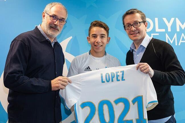 Officiel : Lopez a rempilé jusqu'en 2021