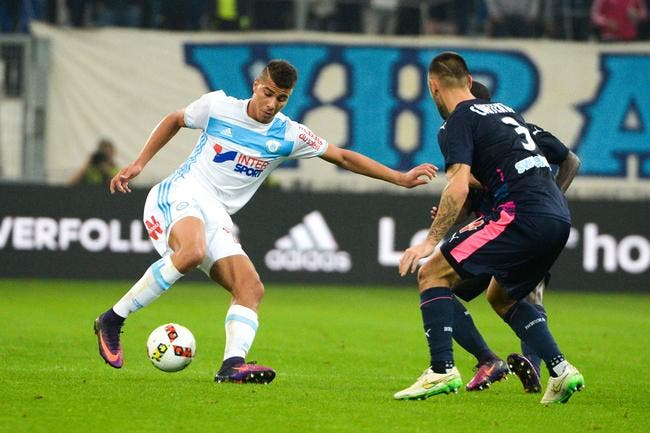 OM: Sans jouer, Machach fait forte impression à Turin