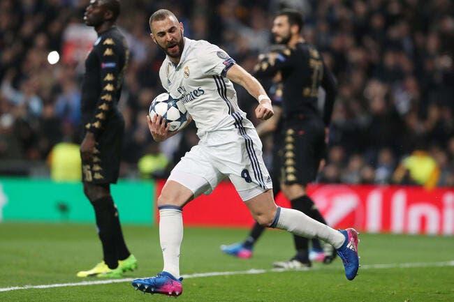 Real Madrid: Benzema se félicite, et il a bien raison