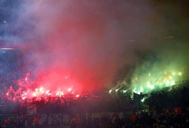 ASSE: Les supporters des Verts ont choqué Manchester