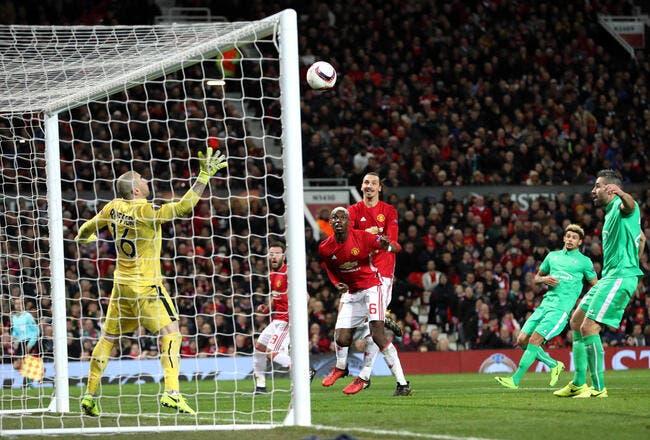 Mourinho (Manchester United): Ligue Europa