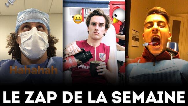 Fiesta au PSG, Messi Jr s'éclate, Thauvin fait le tour du Monde, c'est le zapp !