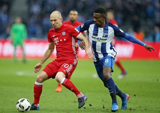 Herta Berlin - Bayern Munich : 1-1