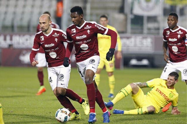 Metz : Le « hourra football » a finalement payé