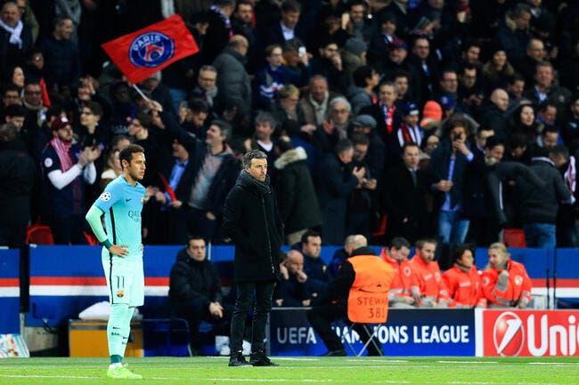 PSG-Barça : Luis Enrique rêve chaque nuit de la remontada