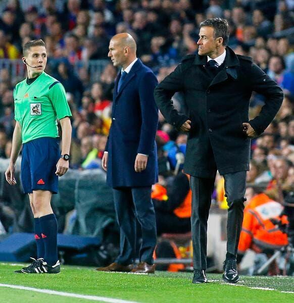 PSG : Zidane alerte Paris sur la remontada du Barça