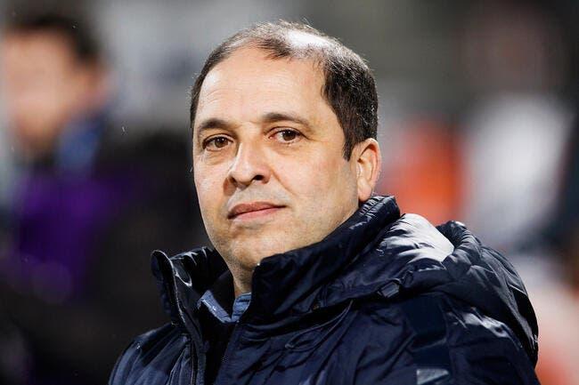 ASNL : Correa sait ce qu'il manque à Nancy