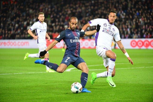 PSG - Toulouse : 0-0