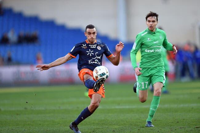 Après Manchester, Montpellier renverse à son tour St Etienne (2-1)