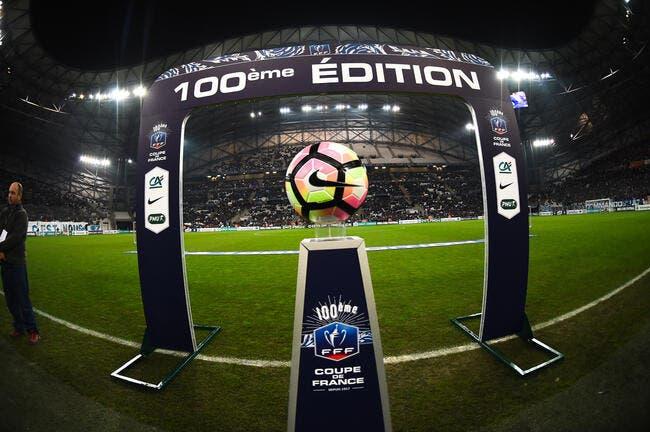 CDF: Soupçon de match truqué en Coupe de France