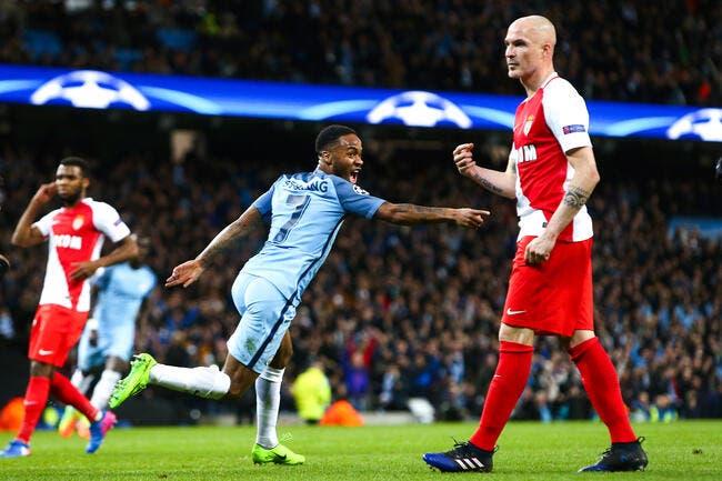 LdC : Monaco craque à City dans un 5-3 à couper le souffle