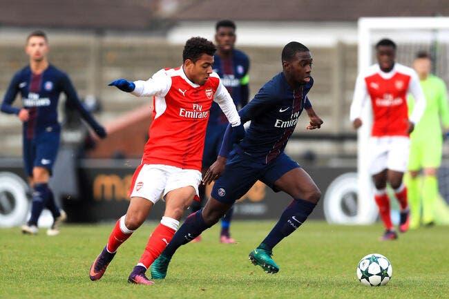 Youth League : La compo du PSG face à Salzburg (18h00)