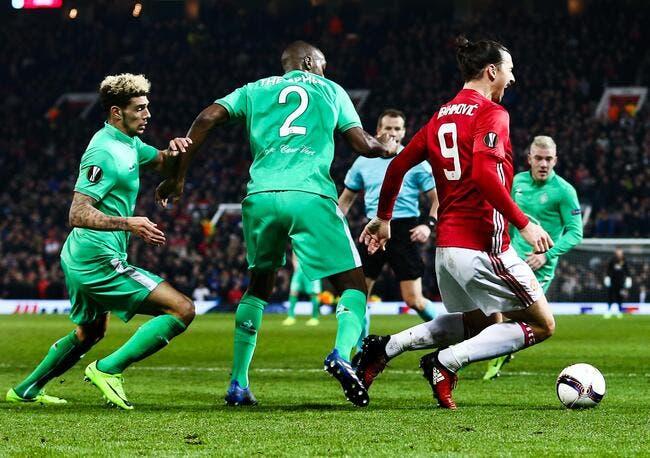 ASSE : Il exige que les Verts plient Man Utd comme si c'était l'OL !
