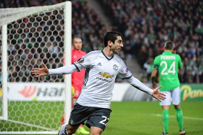 ASSE - Man Utd : 0-1
