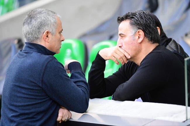 Mourinho : «On pouvait rester 3 ou 4 heures avec ce 1-0»