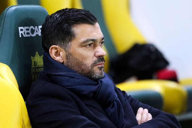 FC Nantes: Conceição envoie un message à Kita pour son avenir