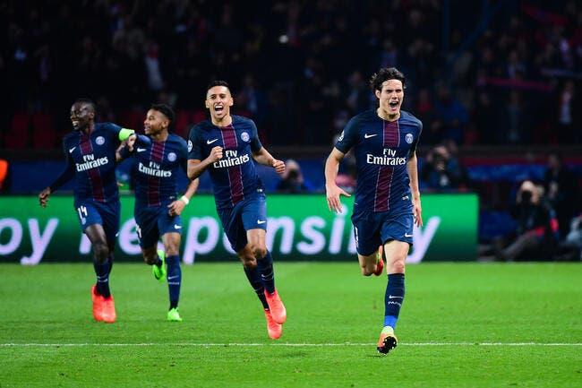 PSG: Cavani craint d'avoir énervé le Barça