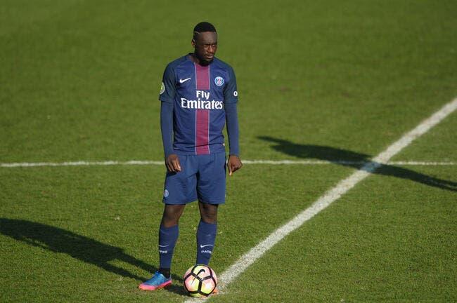 Augustin d'accord avec Dortmund — PSG