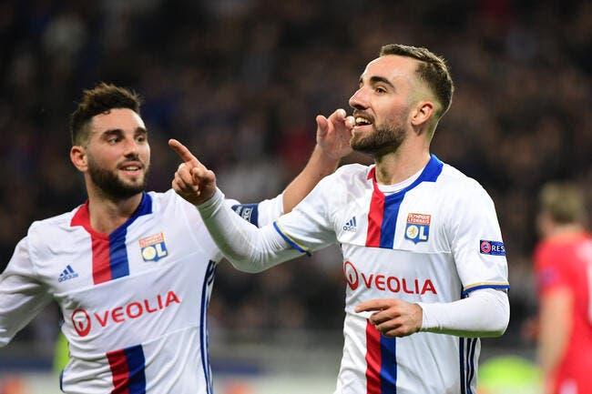 OL : Lyon veut tomber sur Manchester United au tirage