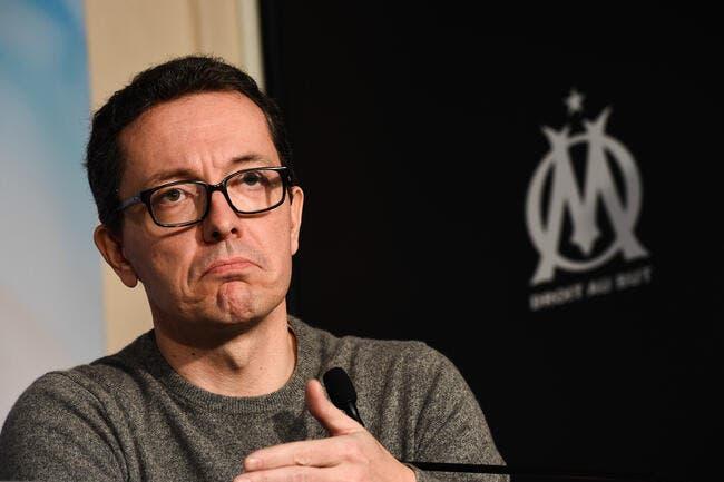 OM: Eyraud s'explique sur le bug du mercato de Marseille