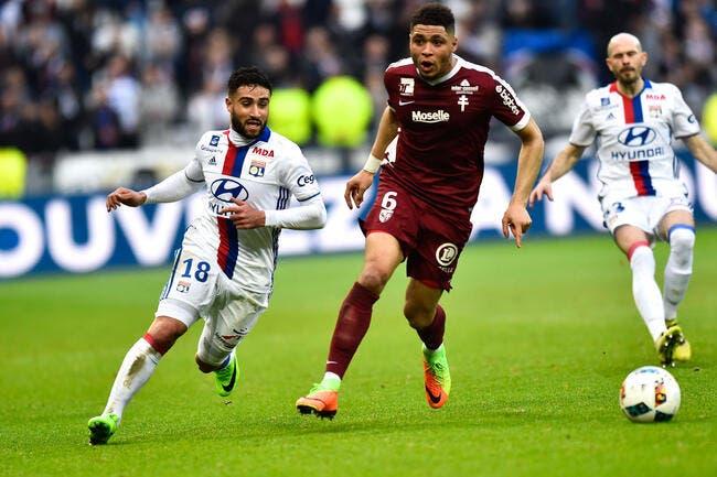 Metz : 5-0 contre l'OL, c'est un moindre mal avoue Hinschberger
