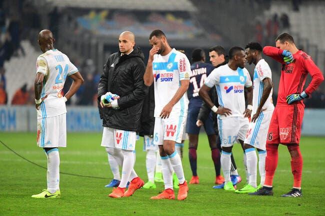 OM : Marseille a vu le gouffre d'écart avec le PSG