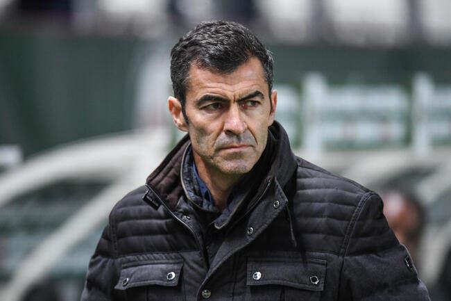 Officiel : Ciccolini quitte Bastia, Rui Almeida le remplace