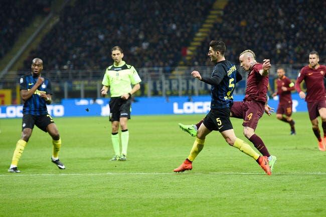 OL : A Rome, Lyon va affronter l'un des meilleurs milieux du monde