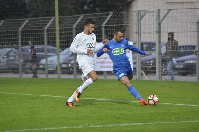 Fréjus St-Raphaël - Auxerre : 2-0