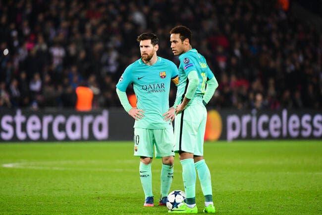 LdC : Messi et Neymar interdits de séjour pour la finale comme Aurier ?