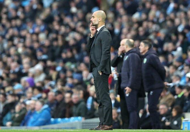 Man. City: Guardiola surprend tout le monde avec cette annonce