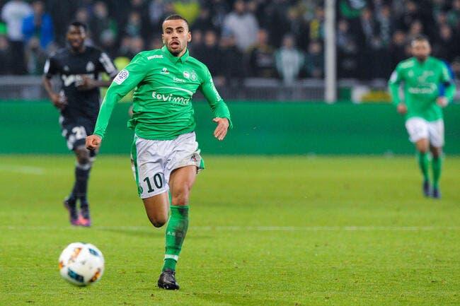 CAN 2017, Oussama Tannane vers un forfait — ASSE