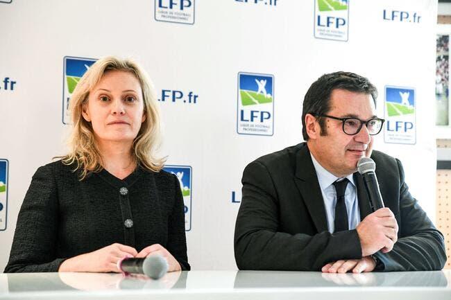 LFP : La présidente prend une décision forte, des présidents s'énervent