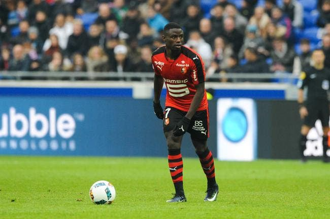 Rennes: Ntep file vers Wolfsburg pour 5 ME