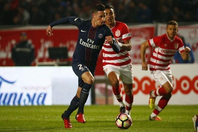 Club Africain - PSG : 0-3