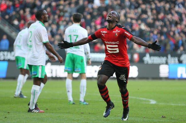 Rennes: Deux clubs se réveillent, la folie s'empare du dossier Ntep