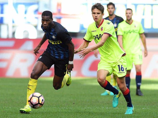 OM: Kondogbia éjecté de l'Inter, Marseille sur les rangs
