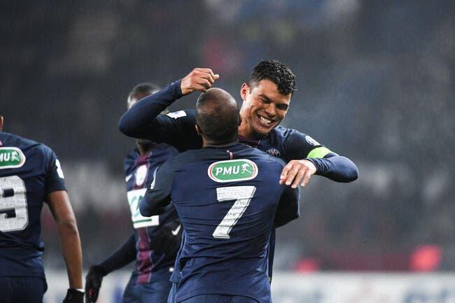 CdF : 7-0, le PSG fracasse Bastia sans pitié