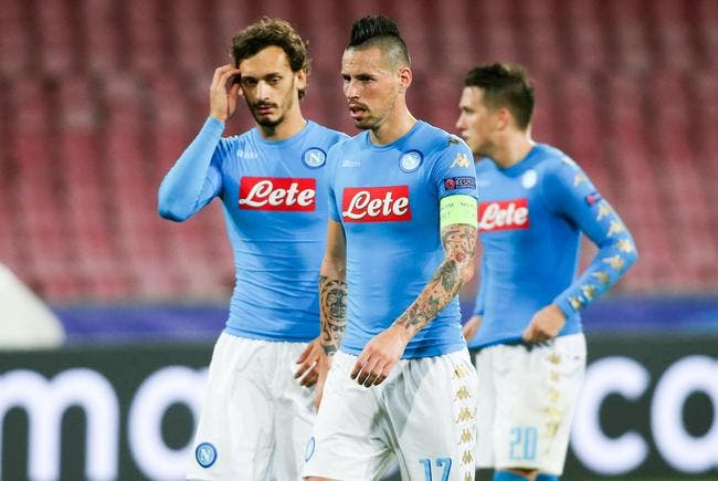 Naples - Sampdoria : 2-1