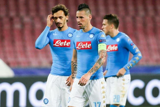 Naples - Sampdoria : 2-1