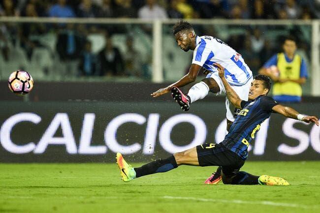 PSG: Pescara exige Augustin pour compenser le flop Bahebeck