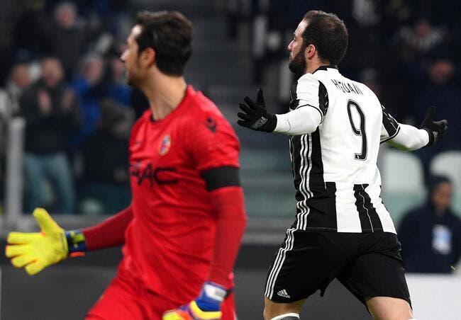 Juventus - Bologne : 3-0