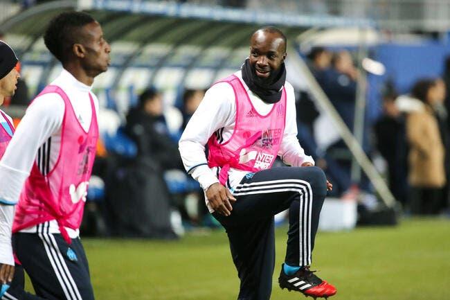 OM, Lassana Diarra absent contre Toulouse