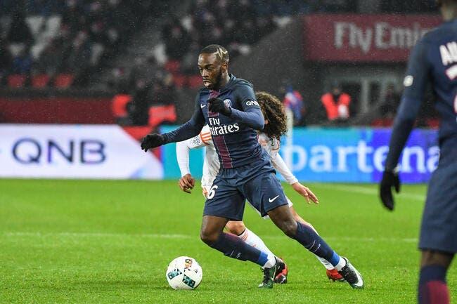 Top départ pour Ikoné — Mercato PSG