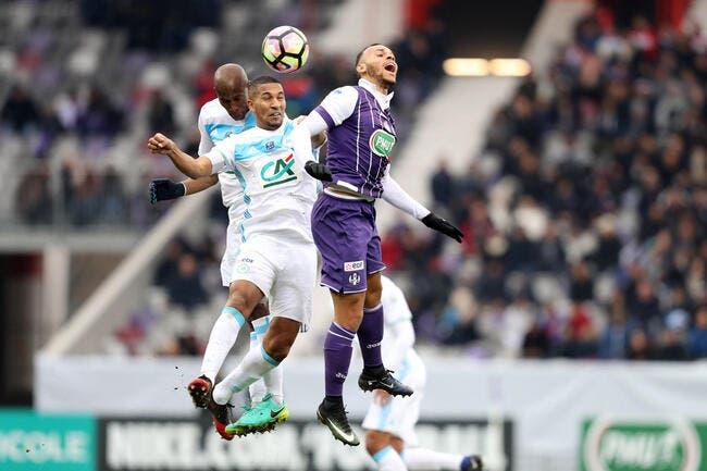 Football toulouse tfc om 1 2 ap coupe de france coupe de la ligue om foot 01 - Coupe de la ligue om toulouse ...